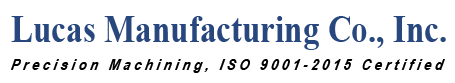 Lucas Manufacturing Co., Inc. Logo